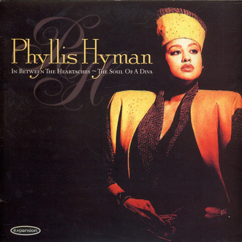 Phyllis Hyman - In Between The Heartaches - The Soul Of A Diva