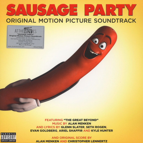 V.A. - OST Sausage Party Ketchup & Mustard Edition