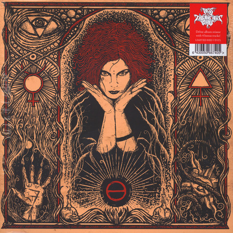 Jess And The Ancient Ones - Jess And The Ancient Ones Red Vinyl Edition