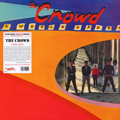 Crowd, The - A World Apart