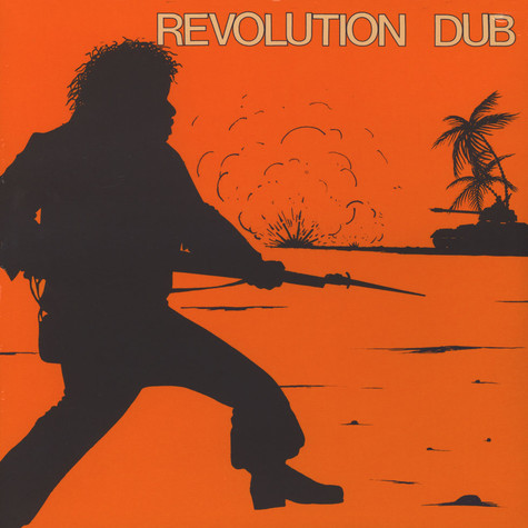Lee Perry & The Upsetters - Revolution Dub