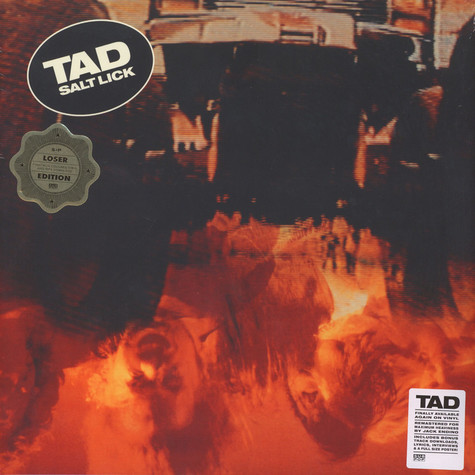TAD - Salt Lick - Loser Deluxe Edition