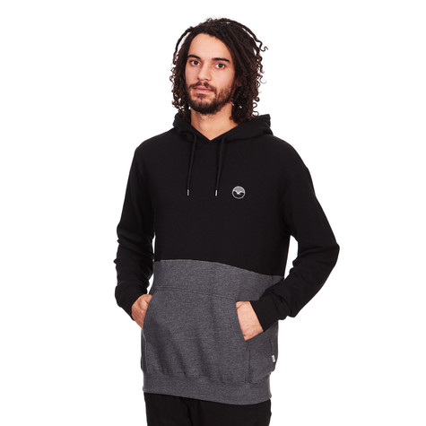 Cleptomanicx - Fifty-Fifty Patch Hoodie