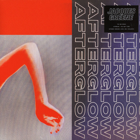 Jacques Greene - Afterglow / You Can't Deny