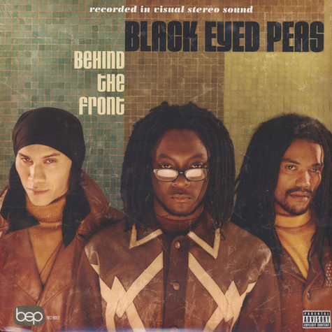Black Eyed Peas, The - Behind The Front