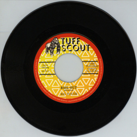 Big Youth - Bail Out