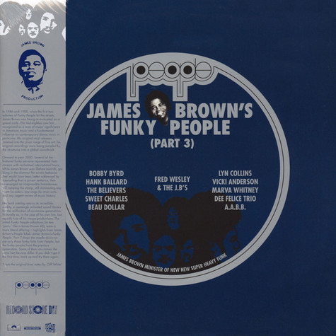 V.A. - James Brown's Funky People Part 3