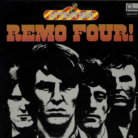 The Remo Four - Attention!