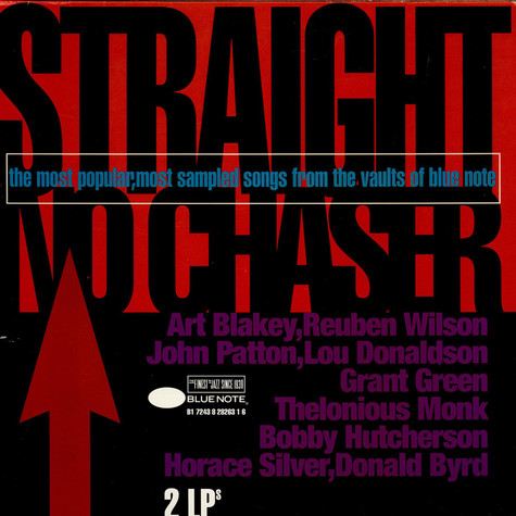 Various - Straight No Chaser (The Most Popular, Most Sampled Songs From The Vaults Of Blue Note)