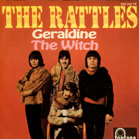Rattles, The - Geraldine / The Witch