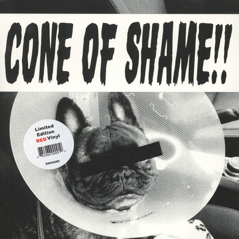 Faith No More - Cone Of Shame Red Vinyl Edition