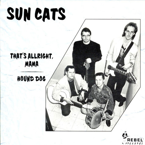 Sun Cats - That's All Right Mama