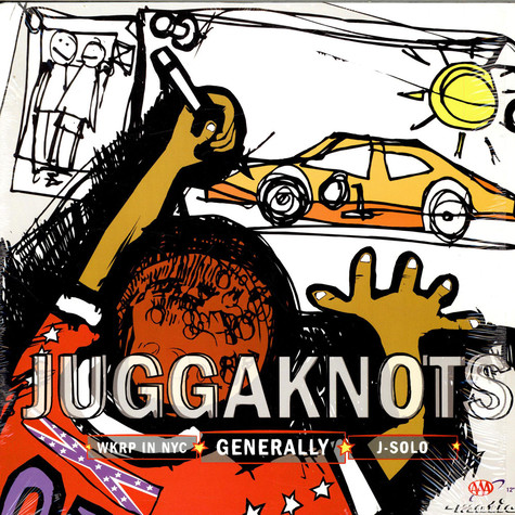 The Juggaknots - WKRP In NYC