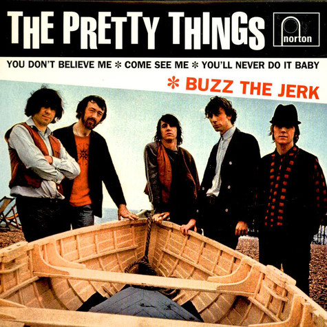 Pretty Things, The - Buzz The Jerk