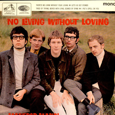 Manfred Mann - No Living Without Loving
