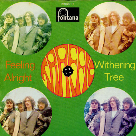Traffic - Feeling Alright / Withering Tree