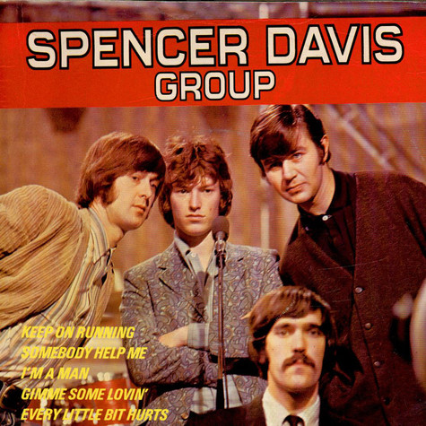 The Spencer Davis Group - Spencer Davis Group