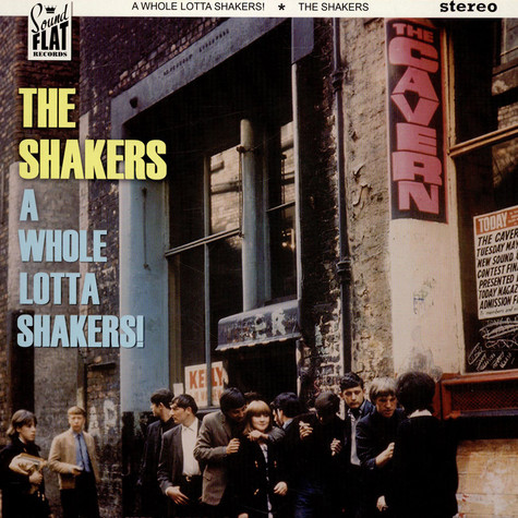 The Shakers - A Whole Lotta Shakers!
