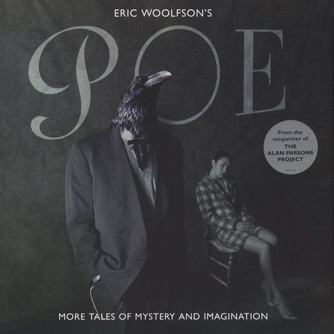 Eric Woolfson of Alan Parsons Project - Poe More Tales Of Mystery And Imagination