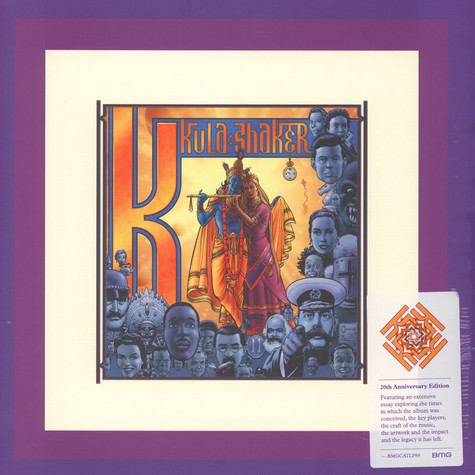 Kula Shaker - K 20th Anniversary Edition