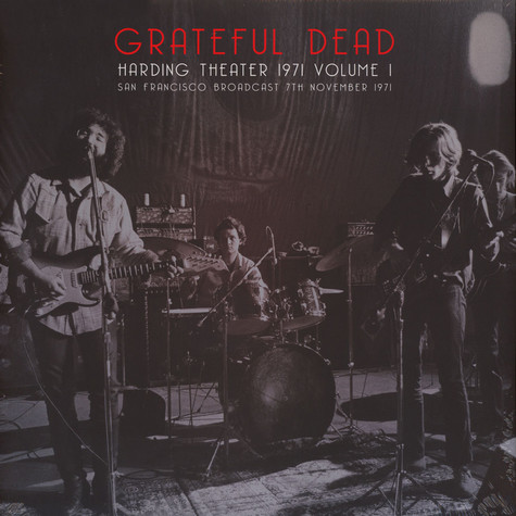 Grateful Dead - Harding Theater 1971 Volume 1