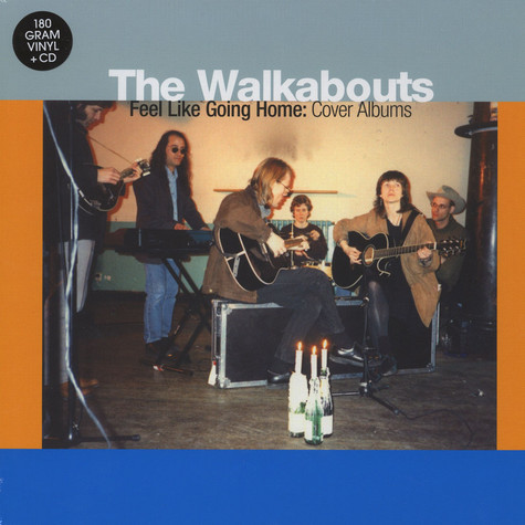 Walkabouts, The - Feel Like Going Home: Cover Albums Box Set