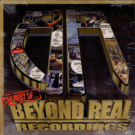 V.A. - The Best Of Beyond Real Recordings
