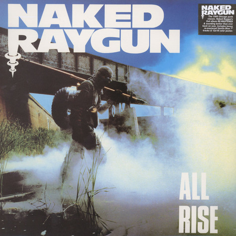 Naked Raygun - All Rise