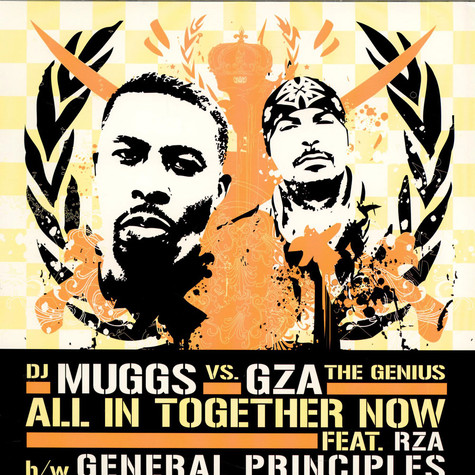 DJ Muggs vs. GZA - All In Together Now
