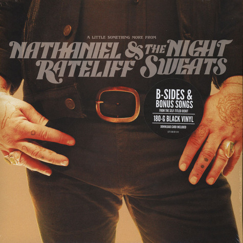 Nathaniel Rateliff & Night Sweats - A Little Something More From Natianiel Rateliff & Night Sweats