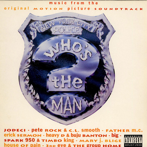 V.A. - OST Who's The Man?