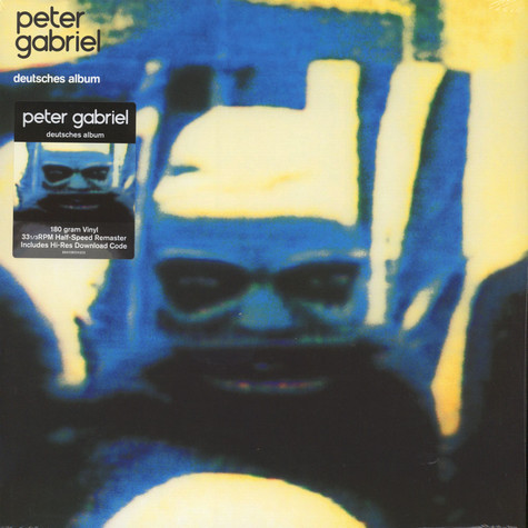 Peter Gabriel - Peter Gabriel 4: Deutsches Album Half-Speed Master Edition
