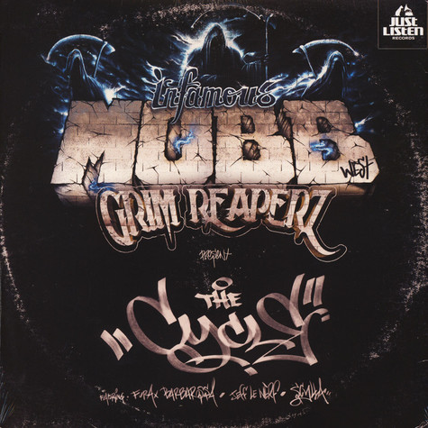 Infamous Mobb West & Grim Reaperz - The Cycle EP