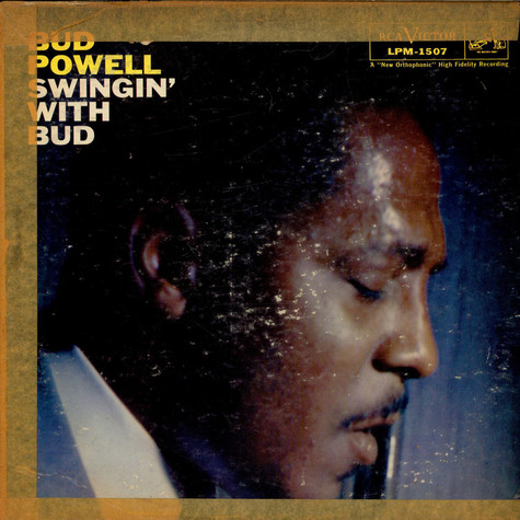 Bud Powell - Swingin' With Bud