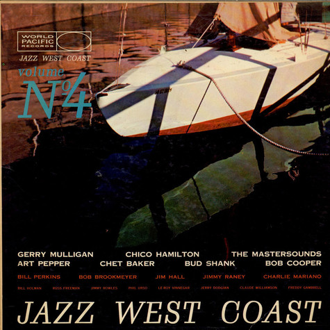 V.A. - Jazz West Coast (An Anthology Of California Music, Volume 4)
