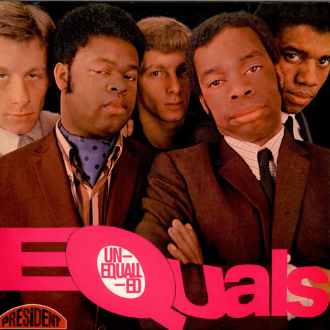 Equals, The - Unqualled