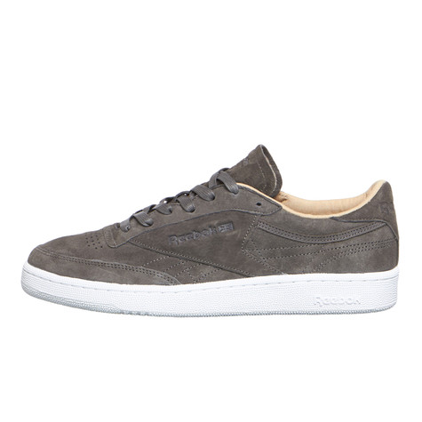 ec5a802478b Reebok - Club C 85 LST (Urban Grey   Stone   White)