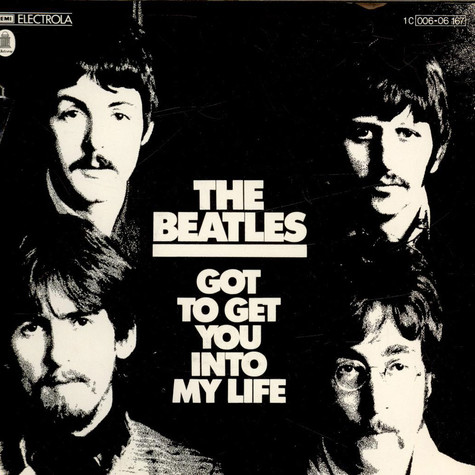 Beatles, The - Got To Get You Into My Life