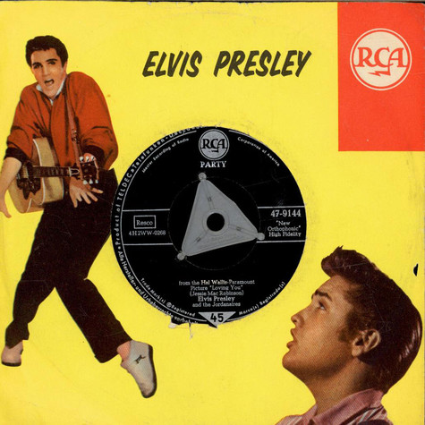 Elvis Presley And The Jordanaires - Party / Got A Lot O' Livin' To Do