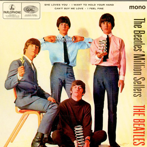 Beatles, The - The Beatles' Million Sellers