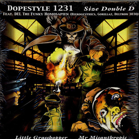 Dopestyle 1231 - Size Double D