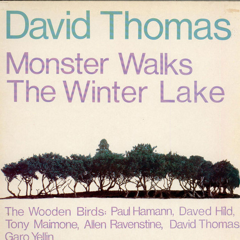David Thomas & The Wooden Birds - Monster Walks The Winter Lake