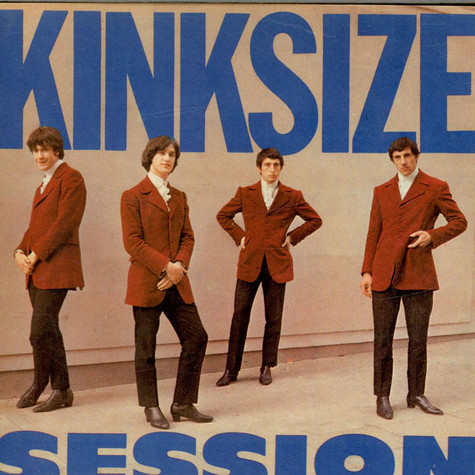 Kinks, The - Kinksize Session