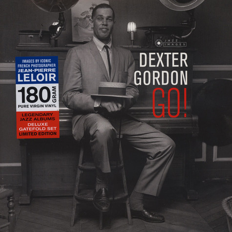 Dexter Gordon - Go!  - Jean-Pierre Leloir Collection