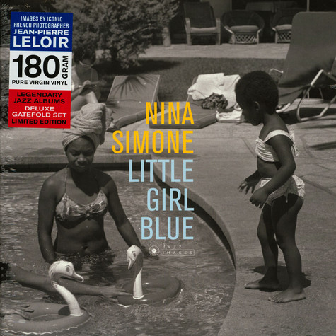 Nina Simone - Little Girl Blue - Jean-Pierre Leloir Collection