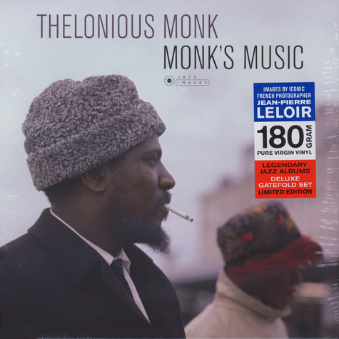 Theloniuos Monk Quartet - Monk's Music  - Jean-Pierre Leloir Collection