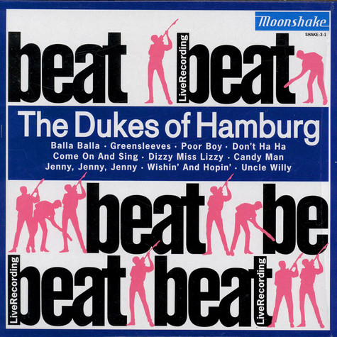Dukes Of Hamburg, The - Beat Beat Beat Vol. 1