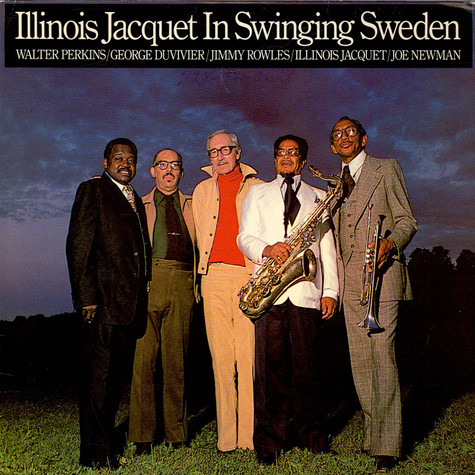 Illinois Jacquet - In Swinging Sweden