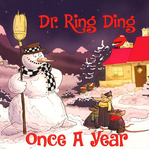 Dr. Ring Ding - Once A Year Christmas Edition