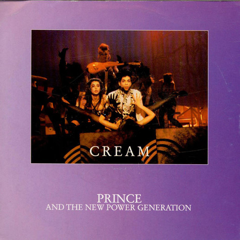 Prince And The New Power Generation - Cream